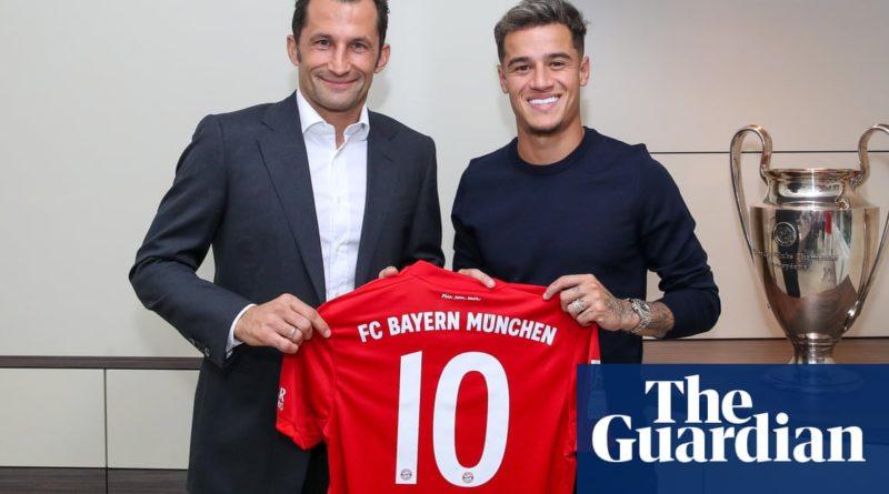 Coutinho al Bayern Monaco: arriva in prestito, riscatto a 120 milioni