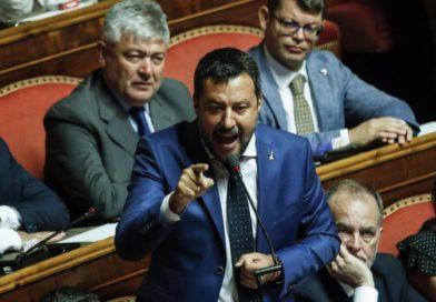 Salvini: Aspetto Conte. Con Governo M5S-Pd noi all'opposizione