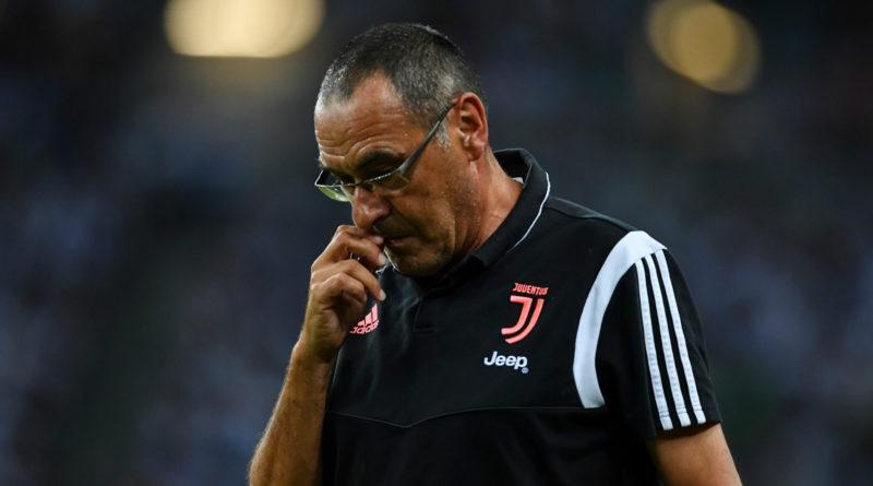 Juve. Sarri ha la polmonite: a rischio l'esordio in panchina a Parma