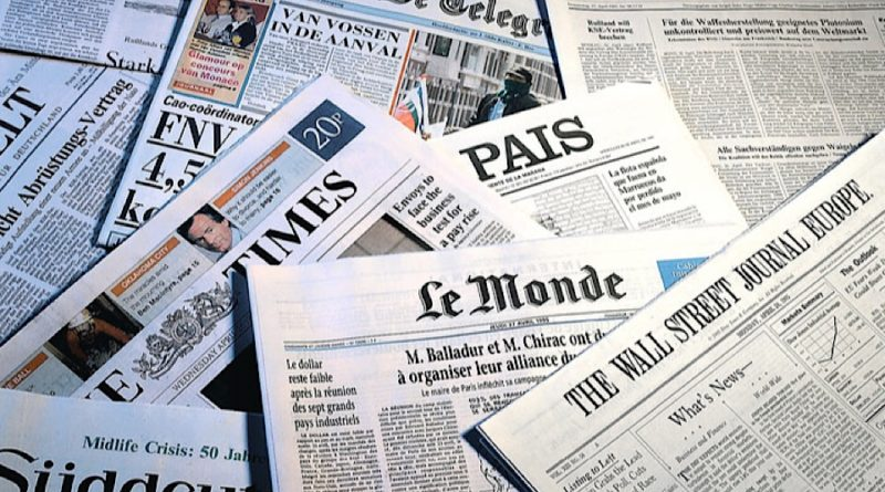 Si decide sul carcere per i giornalisti. Avvocatura dello Stato contro Governo