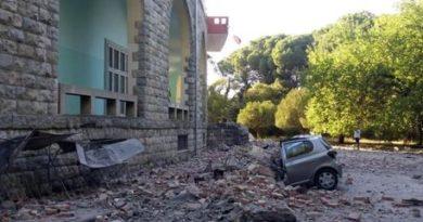 Terremoto in Albania: oltre 100 feriti, danni a 400 case