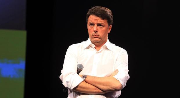 Matteo Renzi e la 'separazione consensuale' dal Pd
