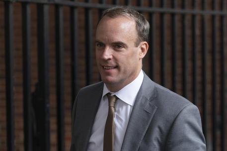 Brexit e Raab:  'Contorni accordo chiari'