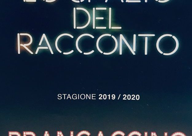 LO SPAZIO DEL RACCONTO, la Stagione 2019-2020 del Brancaccino di Roma