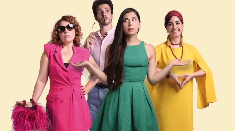 Da oggi 'CTRL Z-INDIETRO DI UNA MOSSA',   scritta e diretta da Annabella Calabrese e Daniele Esposito,  17 e 18 settembre, Teatro de' Servi, Roma