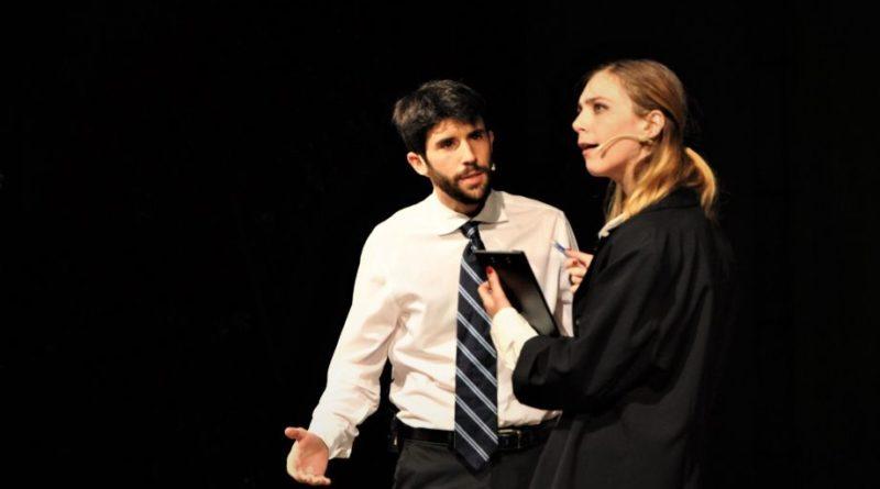 CLICK CLOCK di Giovanni Libeccio,  dal 27 al 29 settembre, Teatro Cometa Off di Roma