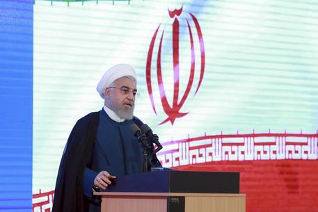 Iran, Rohani non prevede incontro con Trump