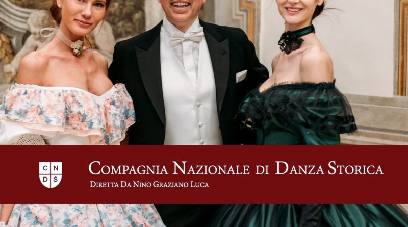 """Domenica 22 settembre a Roma, si terrà il """"Gran Ballo ePicNic""""gratuito a Villa Lazzaroni organizzato dalla Compagnia Nazionale di Danza Storica di Nino Graziano Luca"""