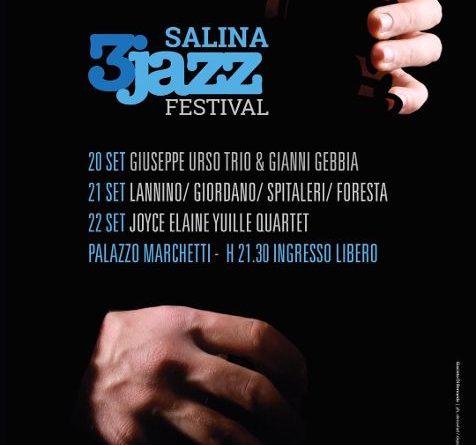 """Continua con successo il Salina Jazz Festival con il gruppo """"2 of Us"""" Sabato 21 settembre ore 21.30 Palazzo Marchetti – Isola di Salina"""