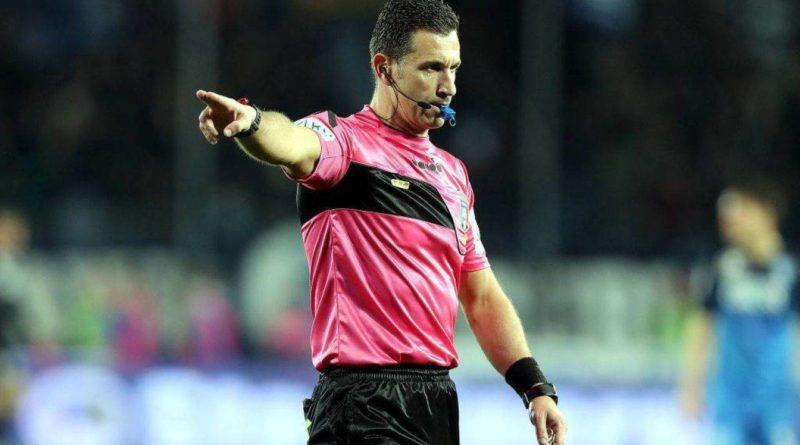 Serie A. Doveri dirigerà il derby di Milano. A Orsato Atalanta-Fiorentina