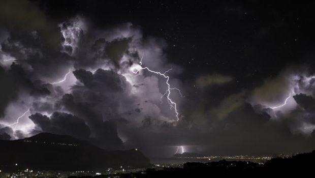 Meteo: nuova settimana, ciclone freddo, vento, piogge e temporali