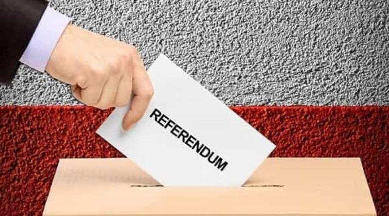 Referendum e Fratelli d'Italia: non ci interessano le formule e i tecnicismi, ma la sovranità popolare