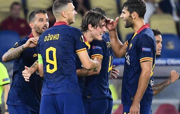 Europa League. La Roma cala il poker contro il Basaksehir: Zaniolo superlativo
