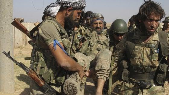 Intesa tra curdi e Damasco Truppe si muovono a nord