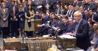 Brexit, Johnson chiede l'ok al deal: 'E' tempo di decidere'