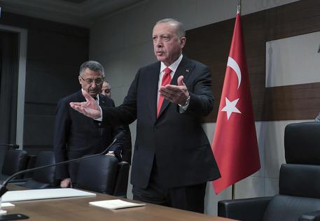 Erdogan, Ue e Nato con i terroristi