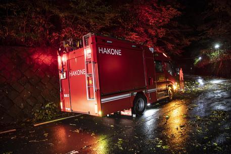 Tifone Hagibis a Tokyo, almeno 3 vittime