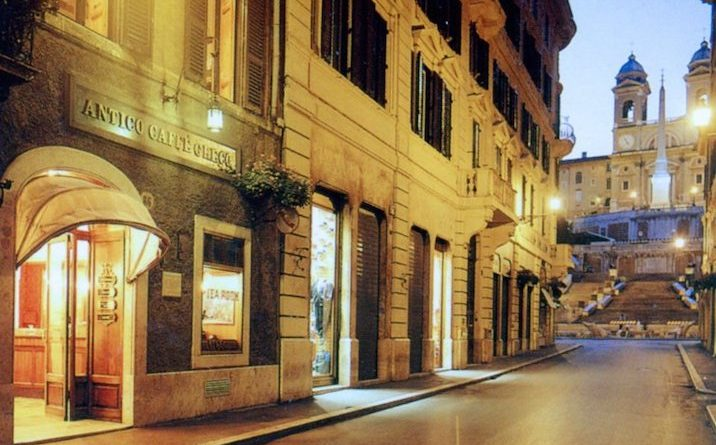Caffè Greco, ennesimo sfregio alla storia di Roma