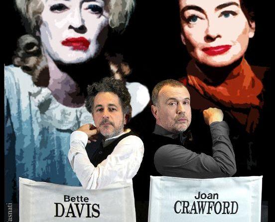 Dal 22 al 31 ottobre 'Che Fine Hanno Fatto Bette Davis e Joan Crawfor, con  Castagnari e De Feo all'OFFOFFTheatre di Roma