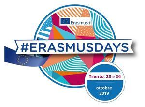 Gli Erasmusdays sono a Trento il 23 e 24 ottobre