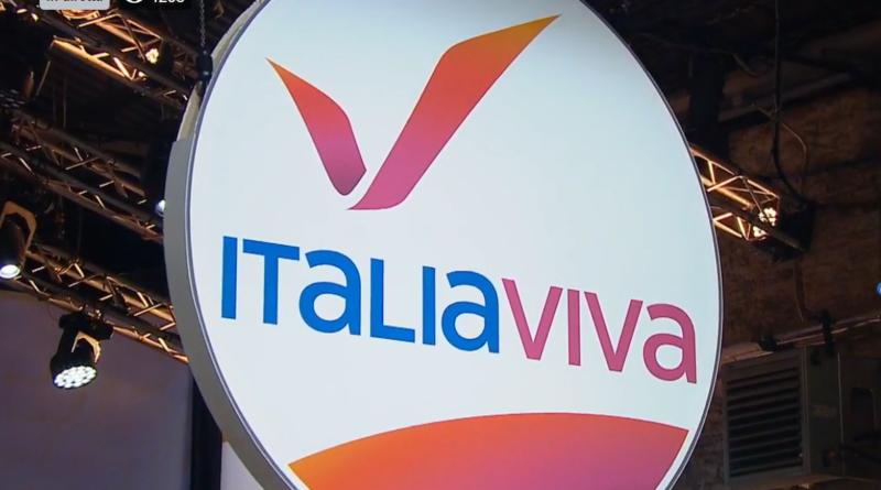 Italia Viva: Ecco il simbolo del partito di Renzi