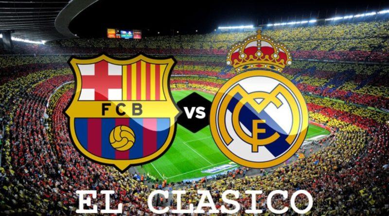 Barcellona-Real Madrid: il Clasico rinviato a dicembre