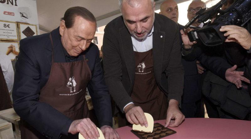 """Berlusconi: """"Salvini è il leader del centrodestra"""""""