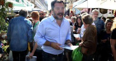 Salvini, e Casapound a Piazza San Giovanni: 'Piazza aperta a tutti'
