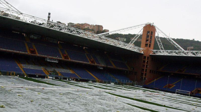 Samp-Roma a rischio rinvio per maltempo