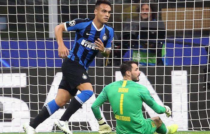 Champions. Inter-Dortmund 2-0: Lautaro e Candreva regalano tre punti a Conte