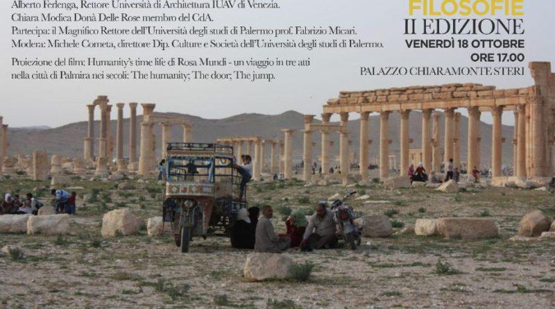 Diversi gli eventi quali anteprima della BIAS 2020 inseriti nel Festival delle Filosofie