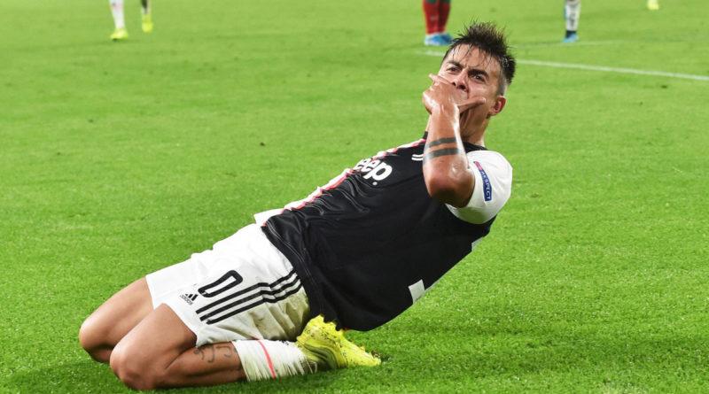 Champions. Dybala fa vincere la Juve contro il Lokomotiv