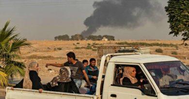 Siria, circa 500 curdi rifugiati in Iraq negli ultimi 4 giorni