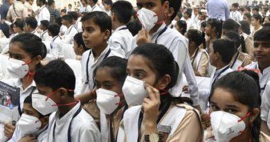 India: ancora emergenza smog a New Delhi