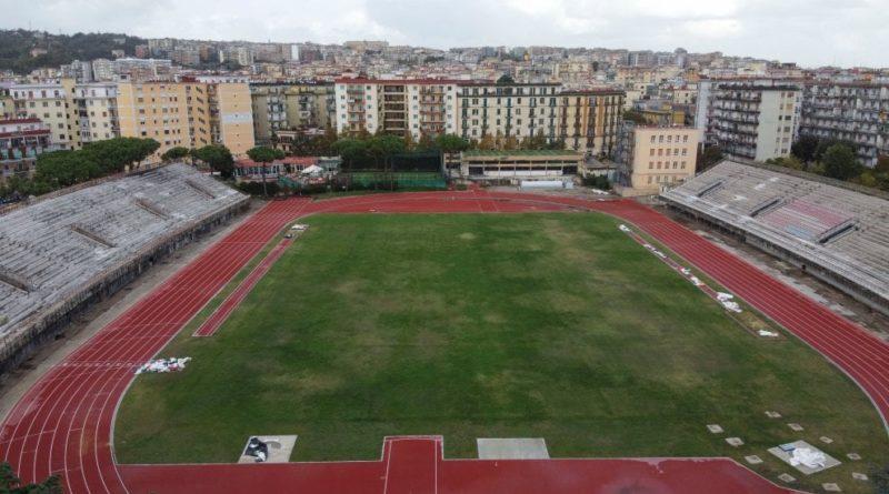 """Così rinasce il Collana: """"Sarà il nuovo stadio dello sport di Napoli"""""""