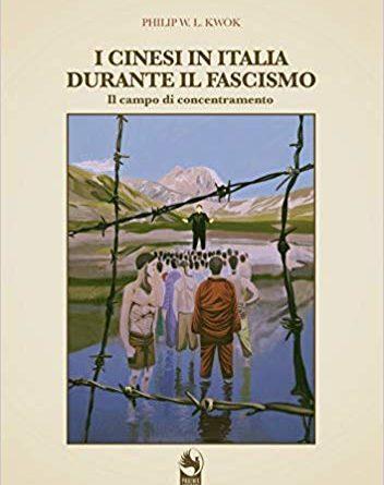 """""""I cinesi in Italia durante il fascismo"""", di Philip W.L. Kwok, 12 Novembre, ore 17.30, Casina Pompeiana in Villa Comunale, Napoli"""