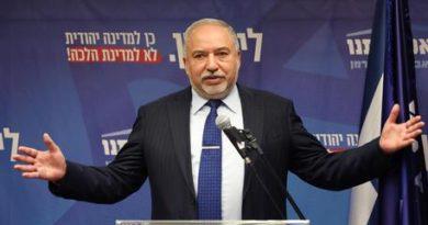 Lieberman non sostiene nessuno, Israele verso il voto