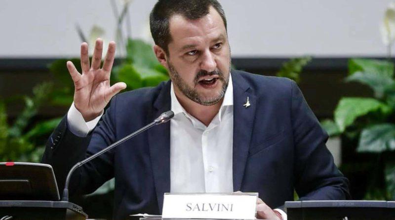 Matteo Salvini tra legge elettorale e manovra