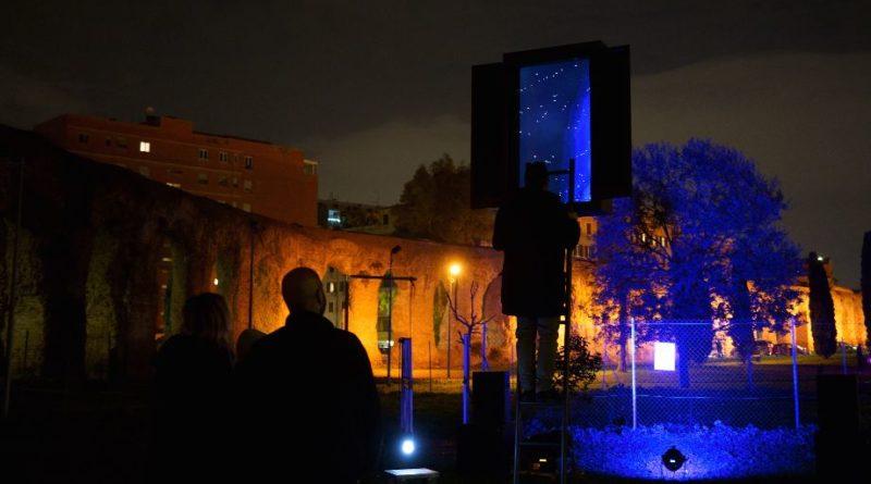 A Roma RGB LIGHT EXPERIENCE: IL PRIMO FESTIVAL DI LIGHT ART DELLA CAPITALE dal 29 novembre al 1 dicembre