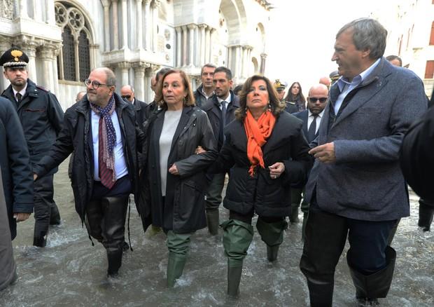 Venezia:  proposta del governo sui mutui