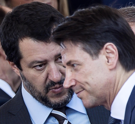 Conte: 'Salvini sul Mes è delirante'