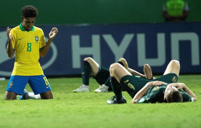 Mondiali U17. Italia sconfitta dal Brasile per 2-0
