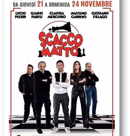 """TRIANON VIVIANI, """"SCACCO MATTO"""" – da giovedì 21 novembre"""