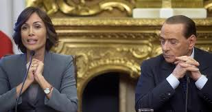 Mara Carfagna e la porta chiusa in Forza Italia da Silvio Berlusconi