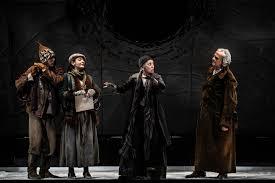 Dal 19 al 24 novembre, Teatro Bellini di Napoli Maria Paiato in  'Madre Courage e i suoi figli',  di Bertolt Brecht