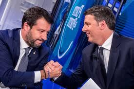 Alleanza tra Renzi e Salvini, vero timore del Pd