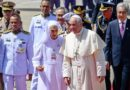 Papa Francesco in Thailandia: inizia il tour in Asia