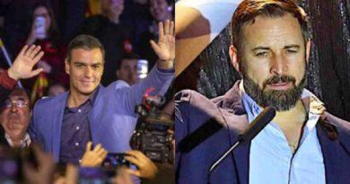 Spagna: socialisti in testa. Vola l'ultradestra. Nessuno ha la maggioranza