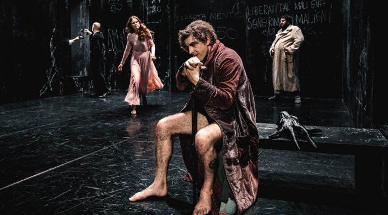Al Teatro Mercadante di Napoli, dal 10 al 15 dicembre,  in scena 'Il Maestro e Margherita'  di Michail Bulgakov