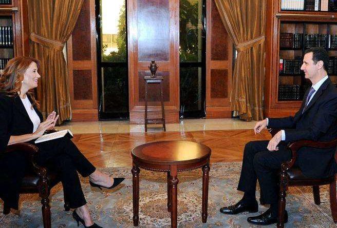 Rai, bufera sull'intervista a Assad della Maggioni